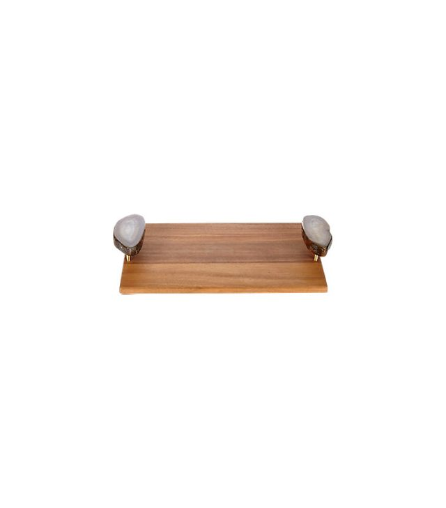 Rablabs Wood & Agate Small Tray
