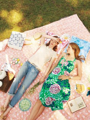 Your Ultimate Guide to Looking Cute at a Picnic