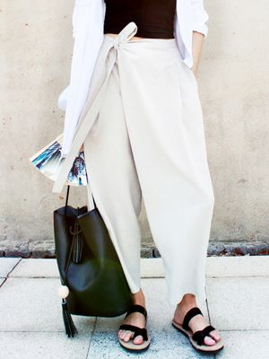 The Cool-Girl Trousers That Will Instantly Update Your Look