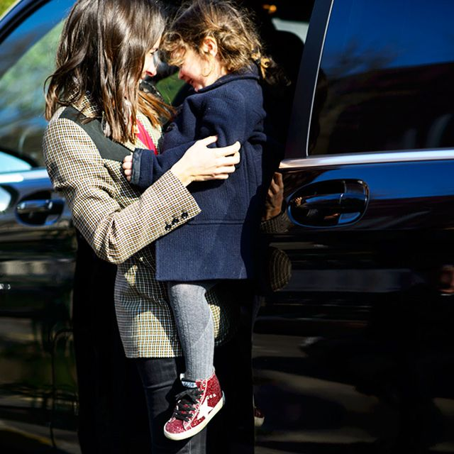 These Street Style Moms and Tots Will Melt Your Heart