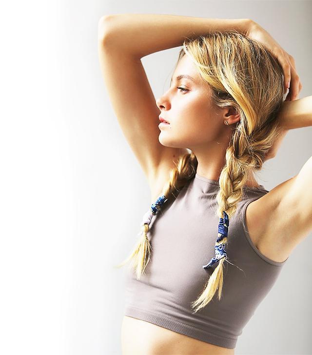 Free People Elastic Printed Hair Ties