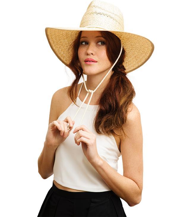 Preston & Olivia Straw Hat