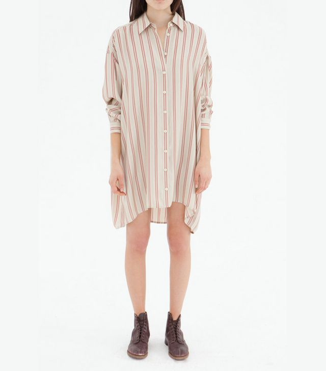 The Great Shirt Dress