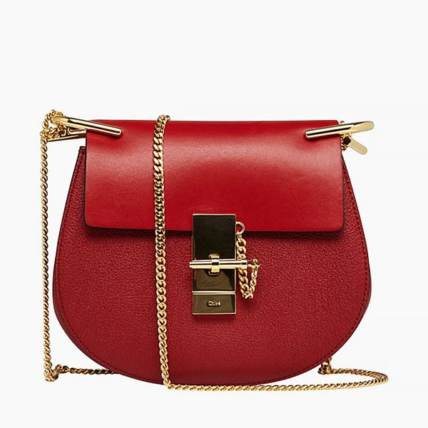 Chloé Drew Saddle Bag