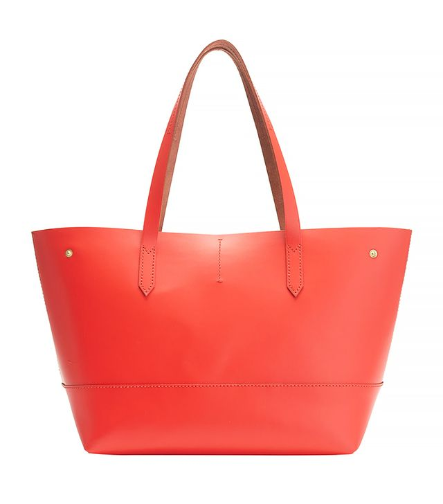 J. Crew New Uptown Tote Bag