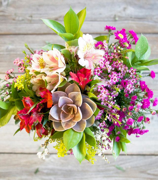 The Bouqs Fearless Bouquet