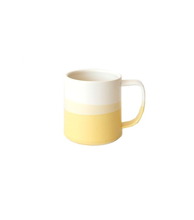 Paper & Clay Danish Buttercup Mug