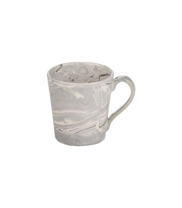 Simple Life Marbled Mug
