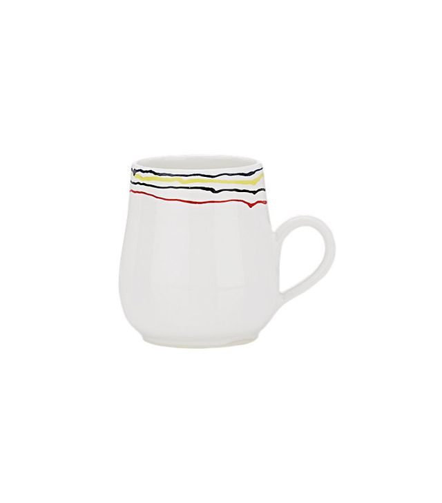 Robert Siege Blurry Lines Mug