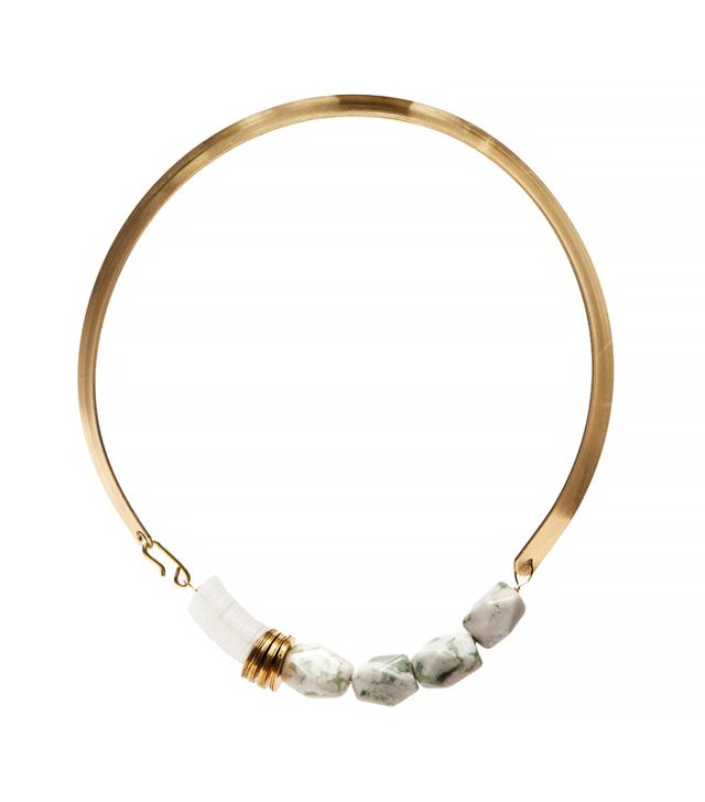 Maslo Jewelry Bandero Collar