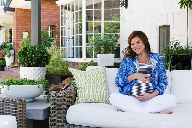 Step Inside Tiffani Thiessen's Cheerful Family Home
