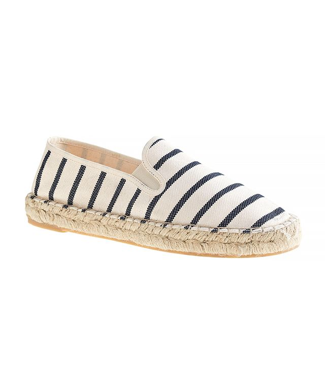 J.Crew Espadrille Slip-On Sneakers