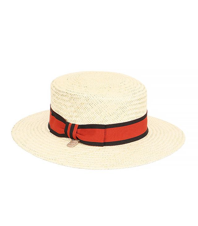Alex Boater Straw Hat
