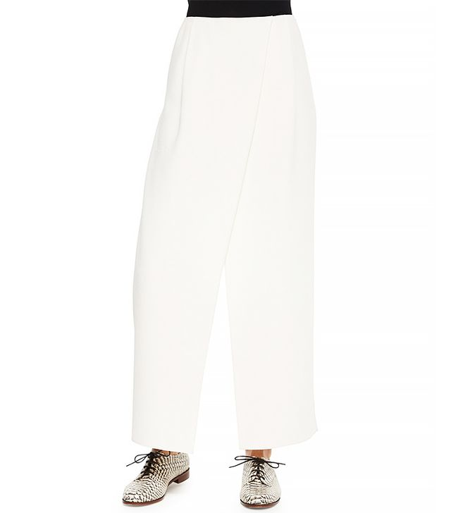O'2nd Priscilla Wide-Leg Wrap Pants