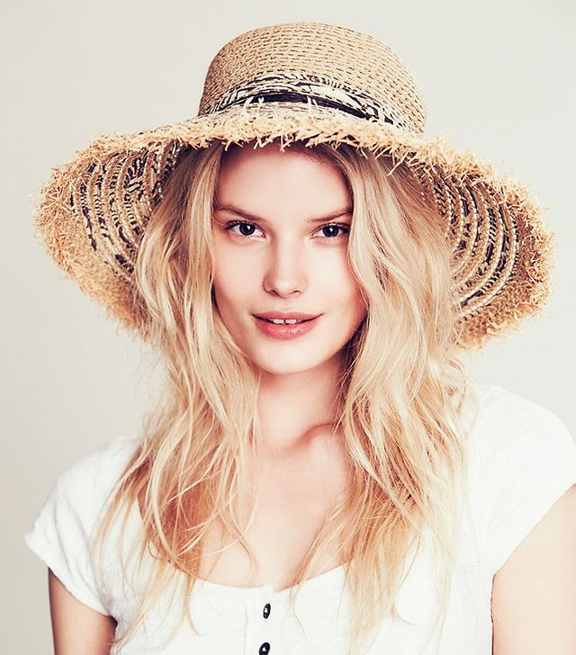 Free People Safari Hat