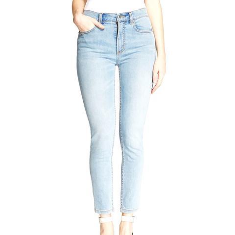 Ella Crop Skinny Jeans
