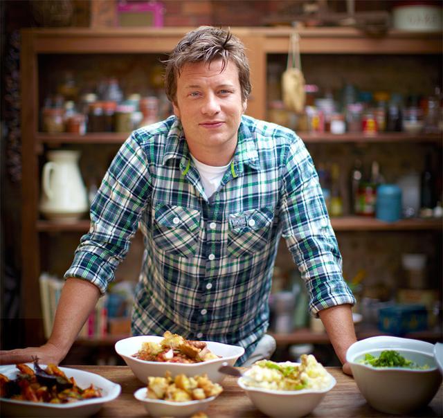 Jamie Oliver Reveals the Secrets of the Italian Diet