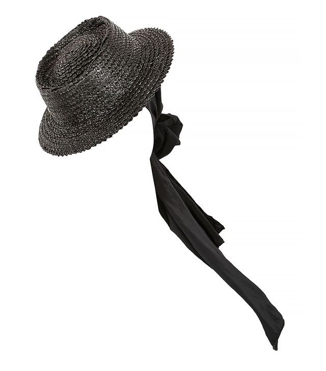 Superduper Monetina Straw Hat