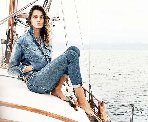 AG Jeans Campaign