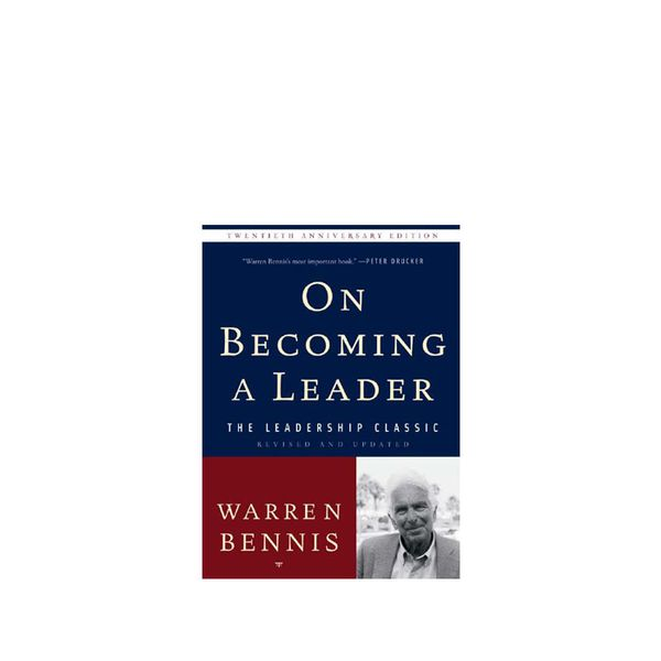 Warren Bennis On Becoming a Leader