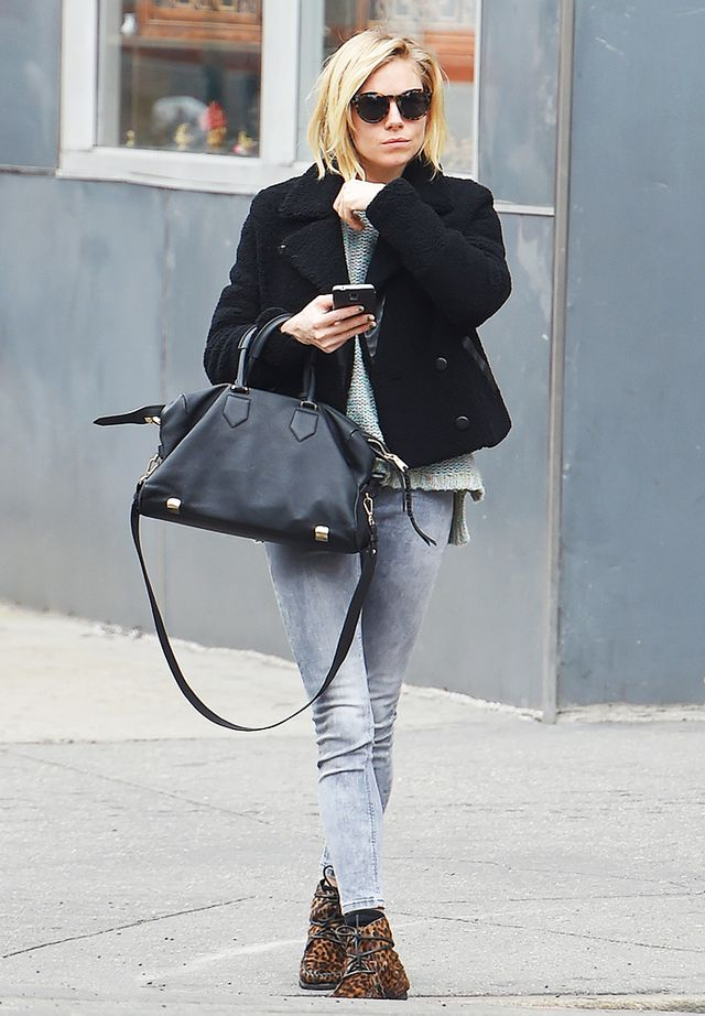 Who: Sienna Miller
