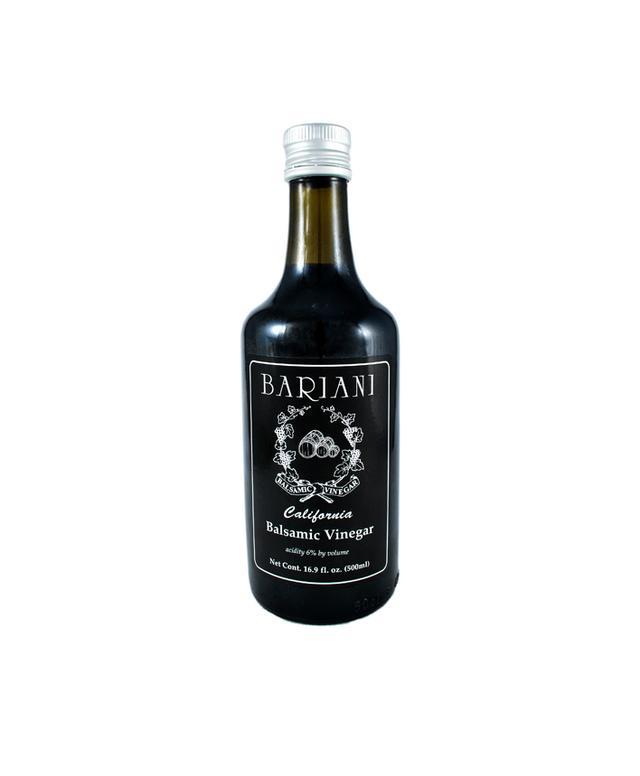 Bariani California Balsamic Vinegar 16.9 oz. Bottle