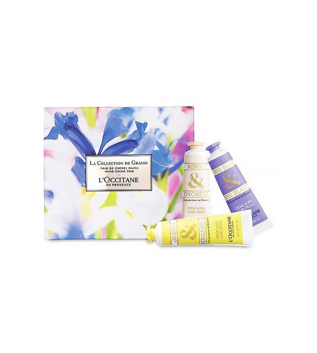 L'Occitane La Collection de Grasse Hand Cream Trio