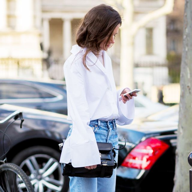 How to Make an Oversize Shirt Look Polished