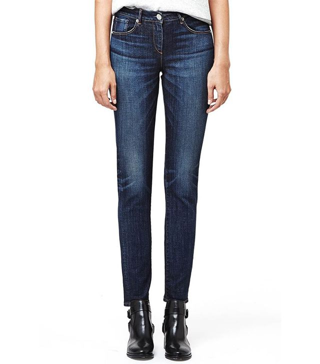 3x1 The Mid Rise Straight Jeans