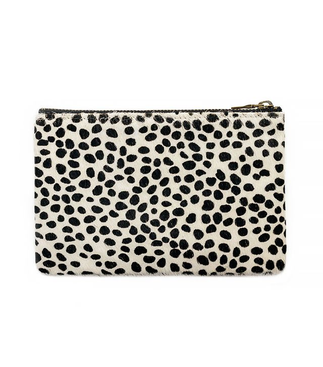 Status Anxiety Maud Pouch in Cheetah