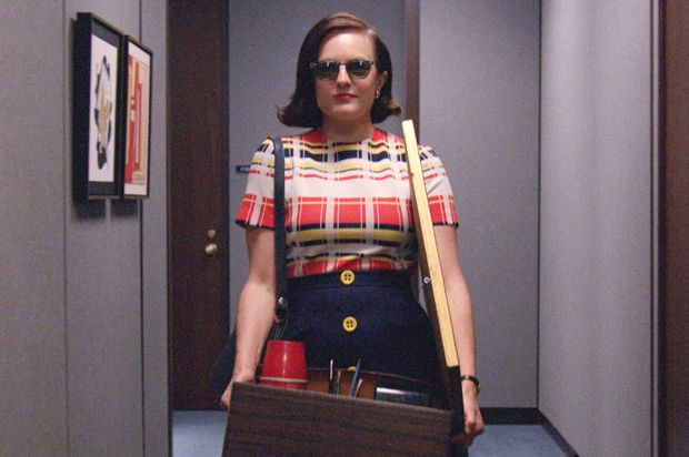 Janie Bryant on the Secret to Peggy's Killer Look on Last Night's Mad Men