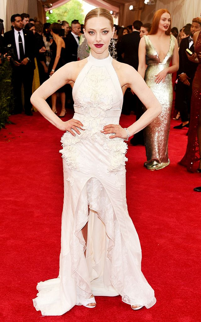 WHO: Amanda Seyfried
