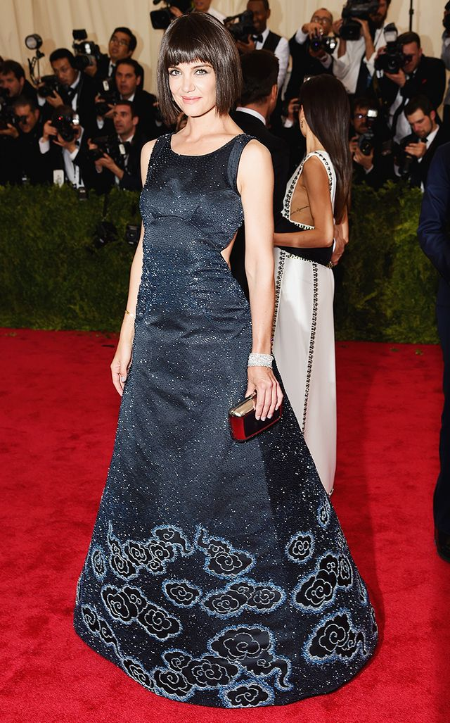 WHO: Katie Holmes
