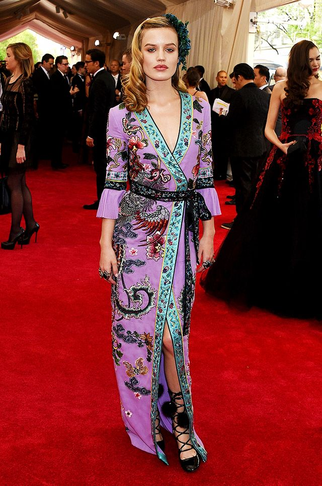 WHO: Georgia May Jagger