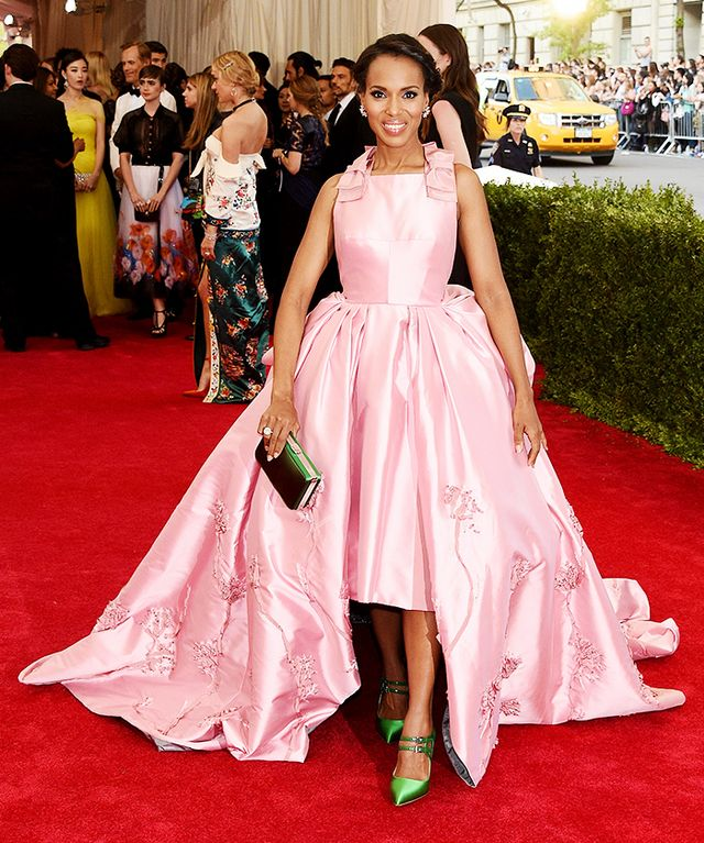 WHO: Kerry Washington