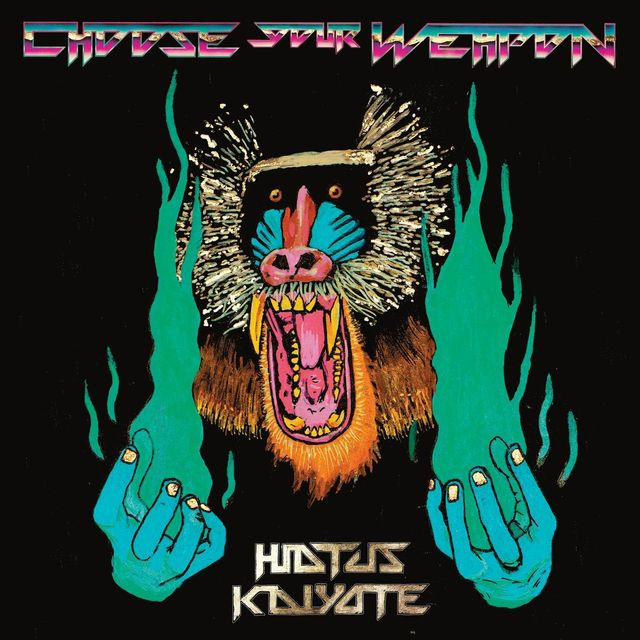 "Hiatus Kaiyote ""Choose Your Weapon"""