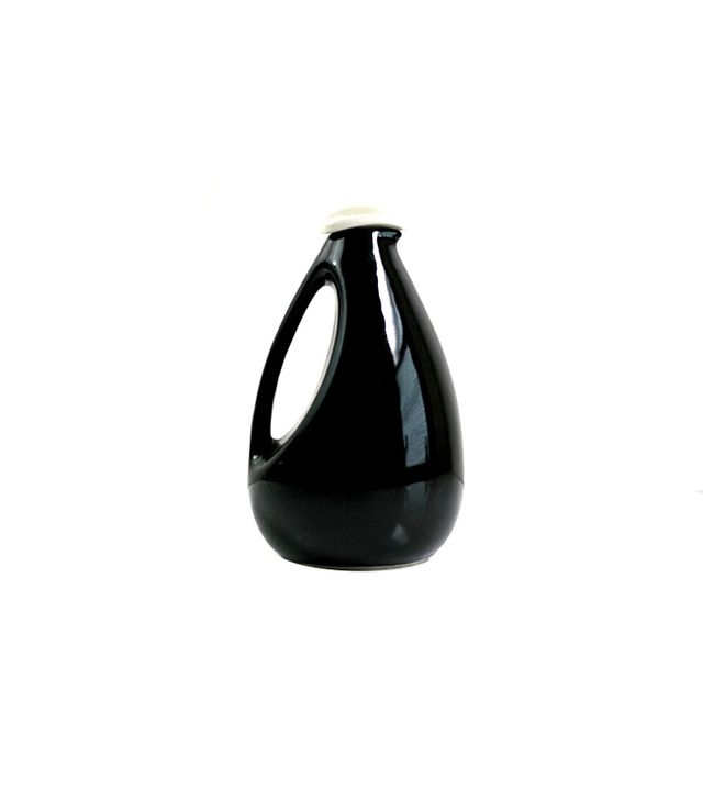 Kenwood for Shawnee Midcentury Black Bird Pitcher
