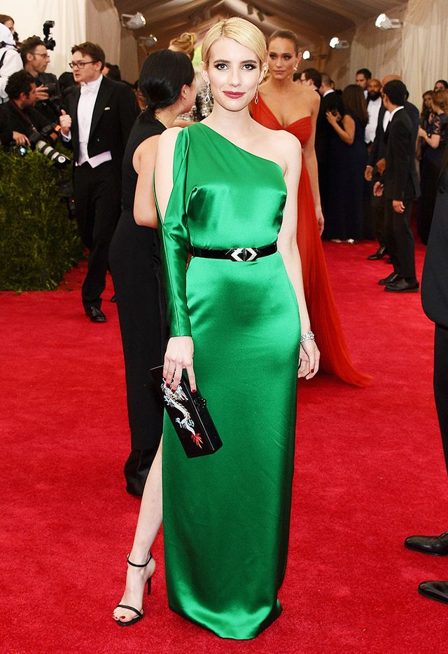WHO: Emma Roberts