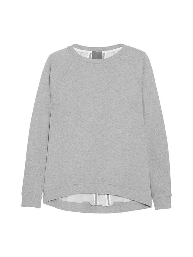 Lot78 Cotton-Jersey Sweatshirt