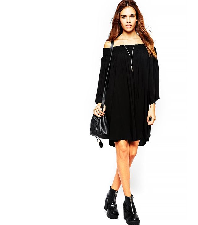 ASOS Glamorous Off Shoulder Dress