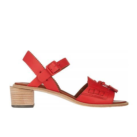 Loafer-Front Sandals
