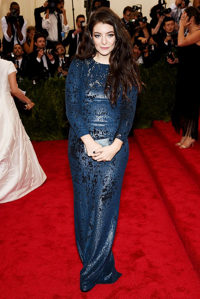 WHO: Lorde