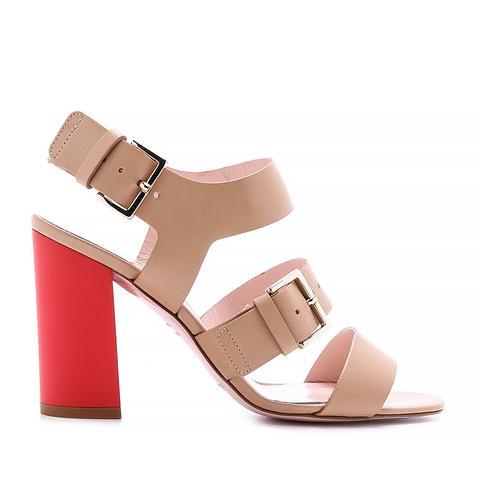 Ibarra Block Heel Sandals