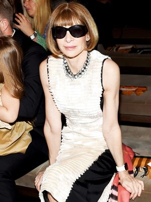 Why Anna Wintour Doesn't Think She's a Fashion Icon