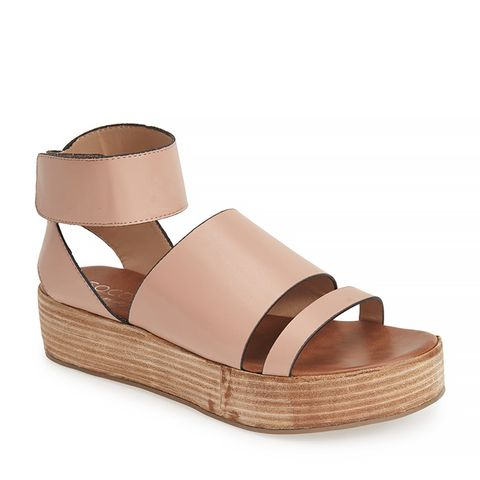 Junior Ankle Strap Sandals