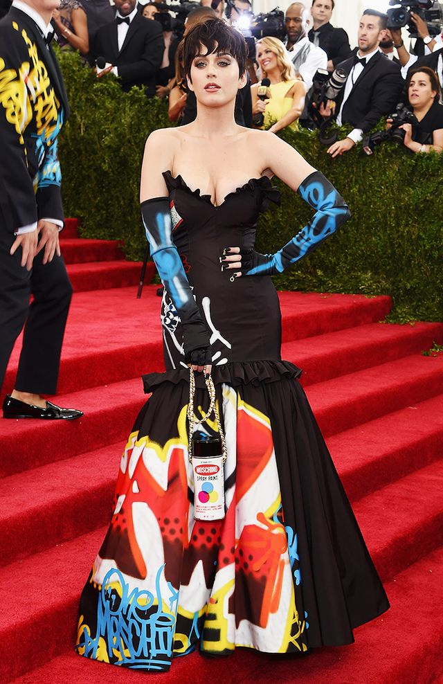 WHO: Katy Perry