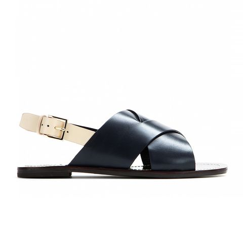 Bleecker Leather Sandals