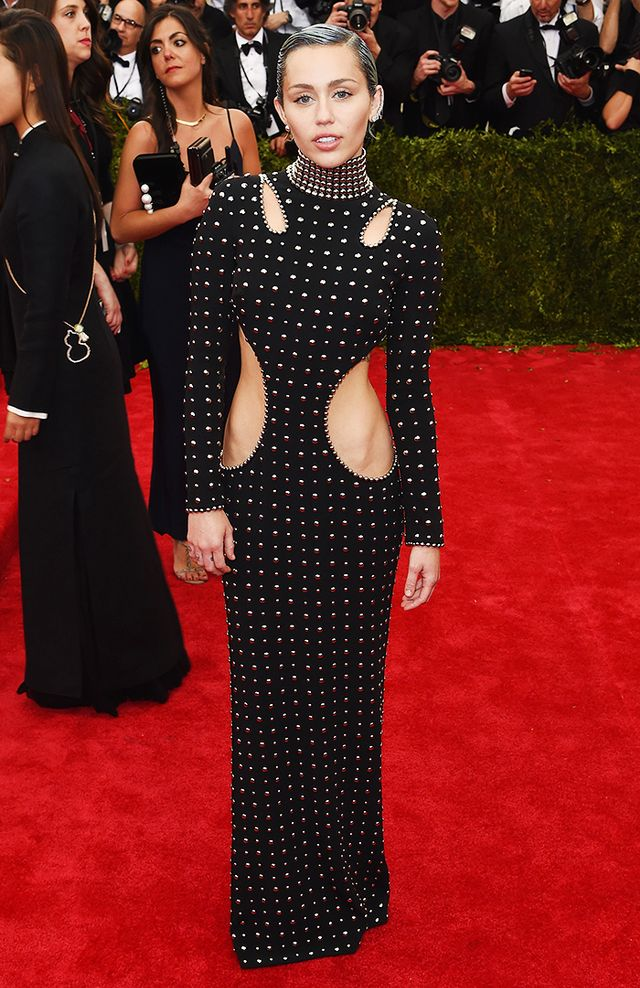 WHO: Miley Cyrus
