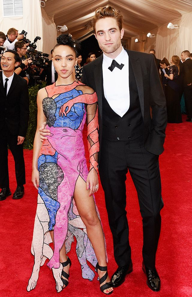 WHO: FKA Twigs and Robert Pattinson
