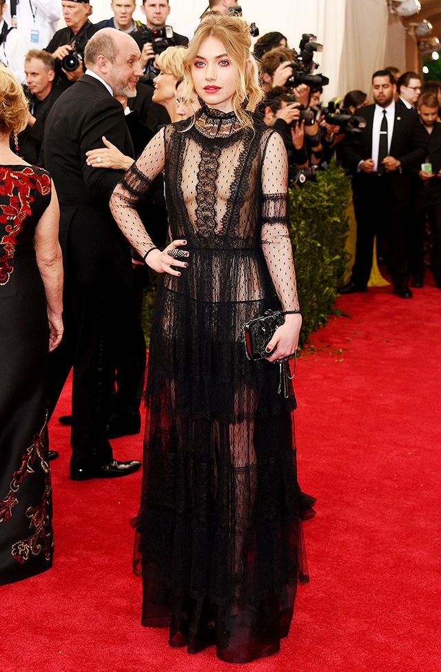 WHO: Imogen Poots
